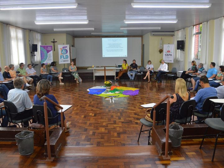 Reunião ampliada discute incorporação do CAPA à FLD