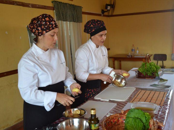 Fórum Social desenvolve atividades na Semana do Alimento Orgânico