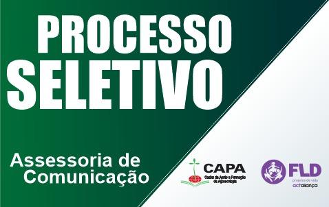 Centro de Apoio e Promoção da Agroecologia seleciona  Assessora/Assessor de Comunicação