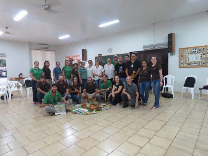 Equipe do CAPA Rondon planeja ações para 2020