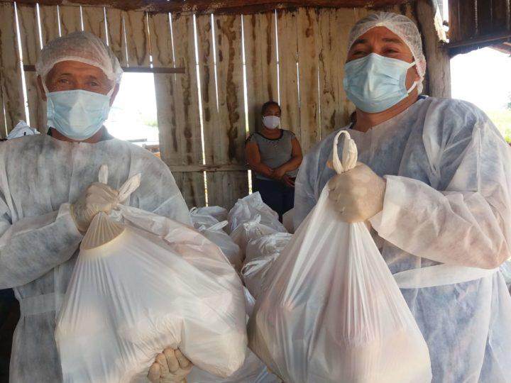 Cesta Consciente: CAPA Santa Cruz realiza ação de ajuda humanitária a comunidades indígenas