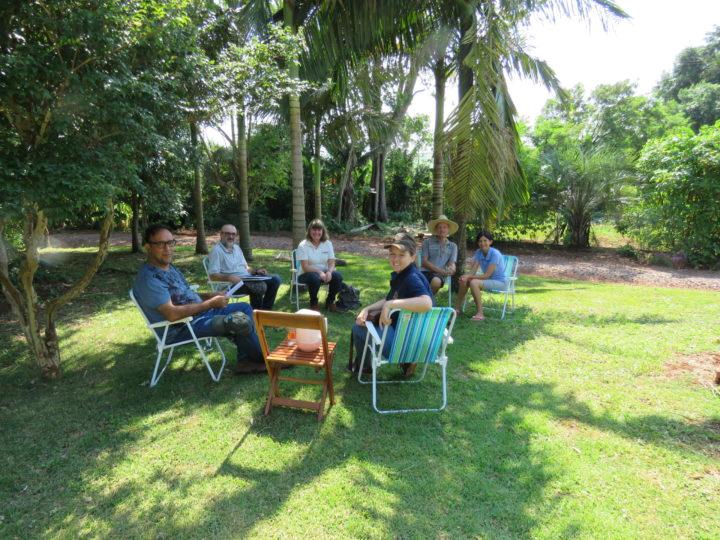 CAPA EREXIM – Curso de Extensão – Homeopatia na Agricultura Familiar