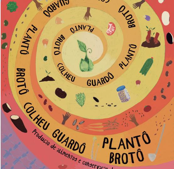 Plantô, Brotô: produção de alimentos e conservação de sementes crioulas