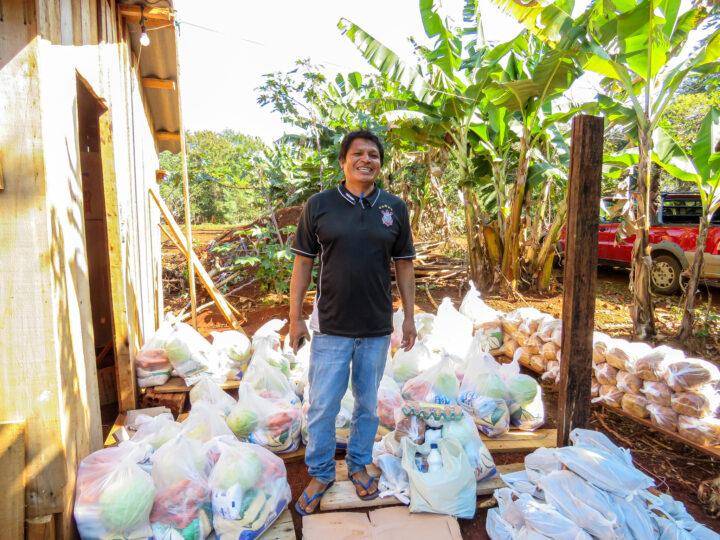 ARPINSUL e FLD-COMIN-CAPA se unem em apoio a aldeias indígenas no Paraná