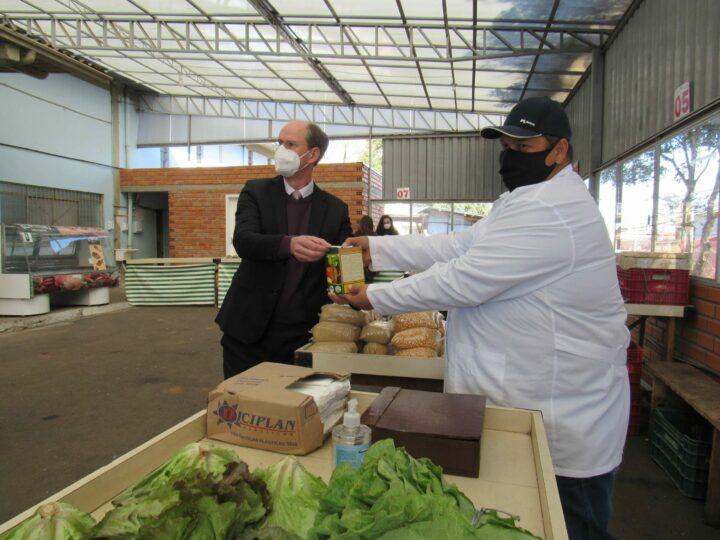 Projeto de entrega de sementes crioulas fortalece perspectiva agroecológica no Alto Uruguai