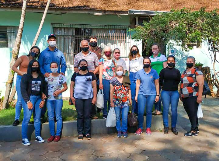 CAPA promove intercâmbio de conhecimentos entre associações de famílias agricultoras no Oeste do Paraná